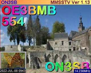 22-Oct-2020 17:42:55 UTC de G4IJE