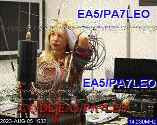 22-Nov-2020 17:24:11 UTC de G4IJE